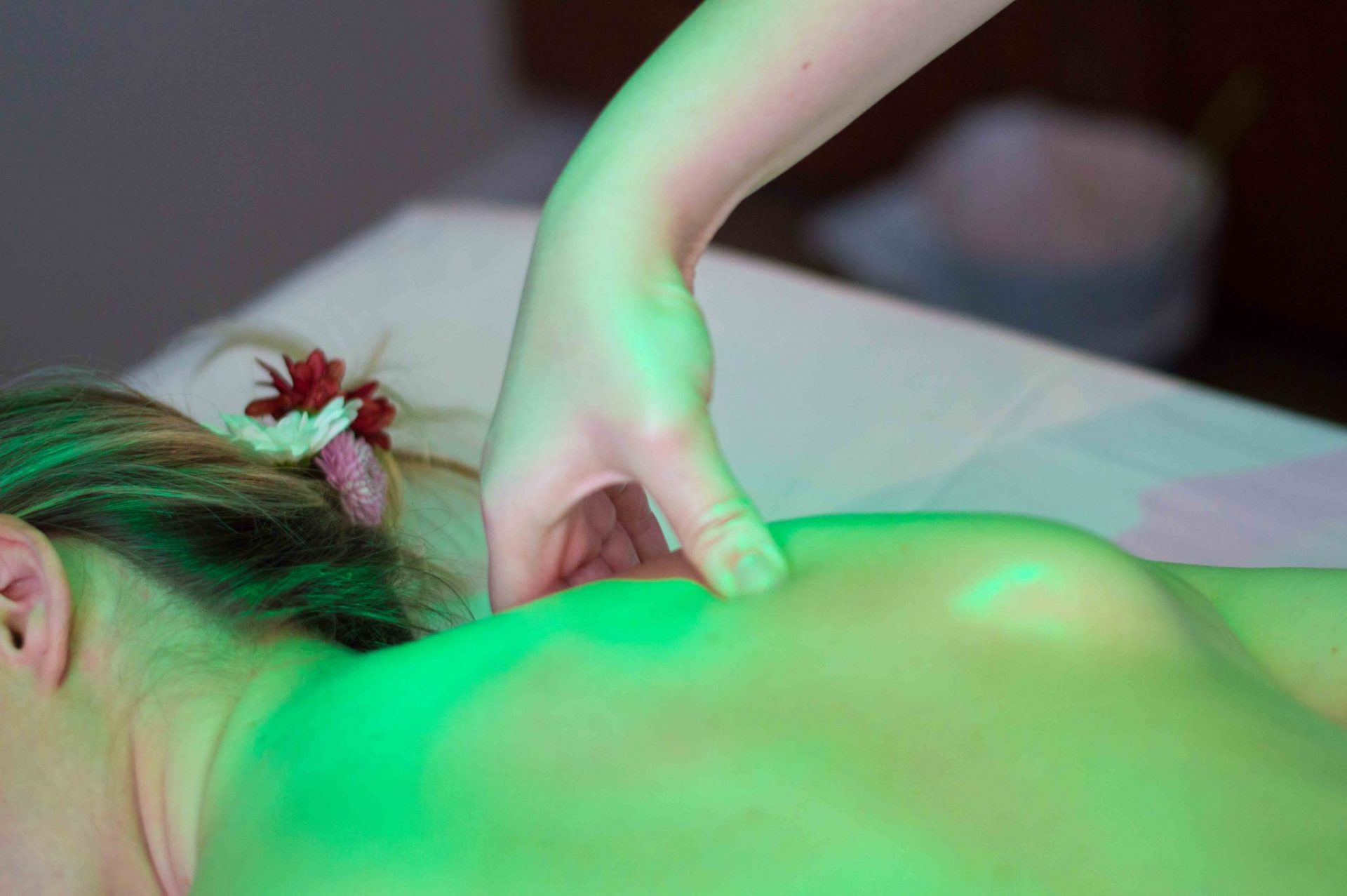 Pacote Massagem Sueca